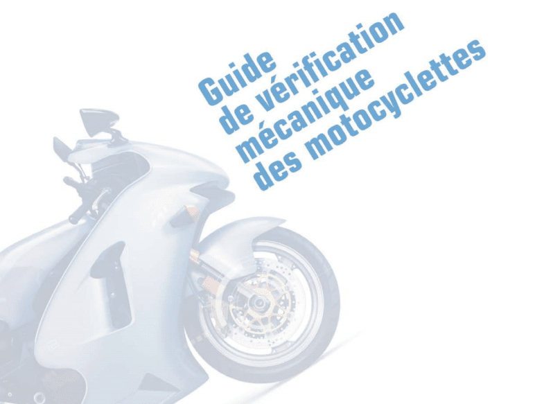 Guide SAAQ MOTO