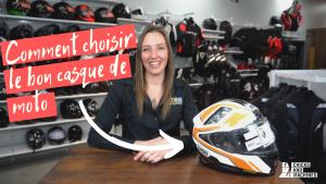 Comment choisir le bon casque de moto