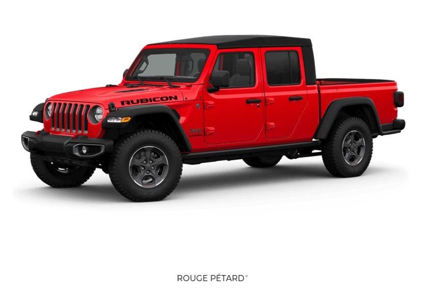 Jeep Gladiator 10
