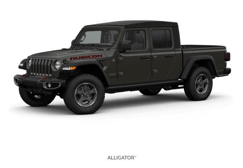 Jeep Gladiator 5