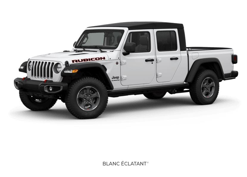 Jeep Gladiator 8