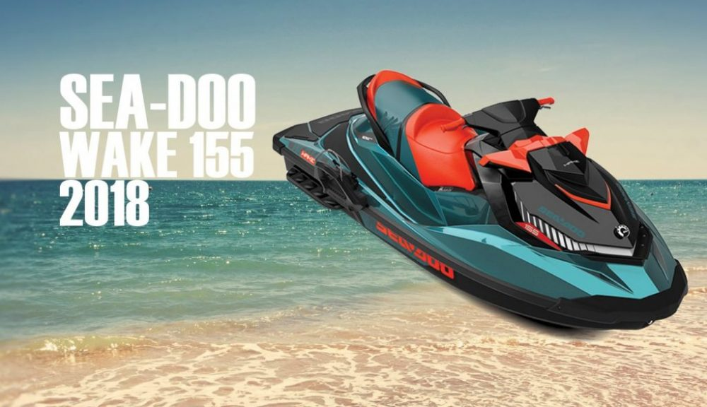 Sea doo Wake 155 2018 1024x590