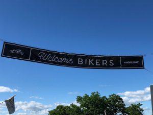 Welcome bikers 1