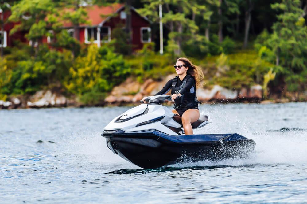 Orca : Une motomarine 100 % électrique signée Taiga Motors