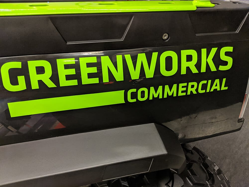 CU800 Électrique Greenworks