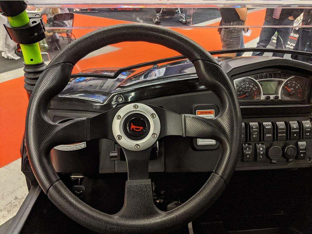CU800 Électrique intérieur volant
