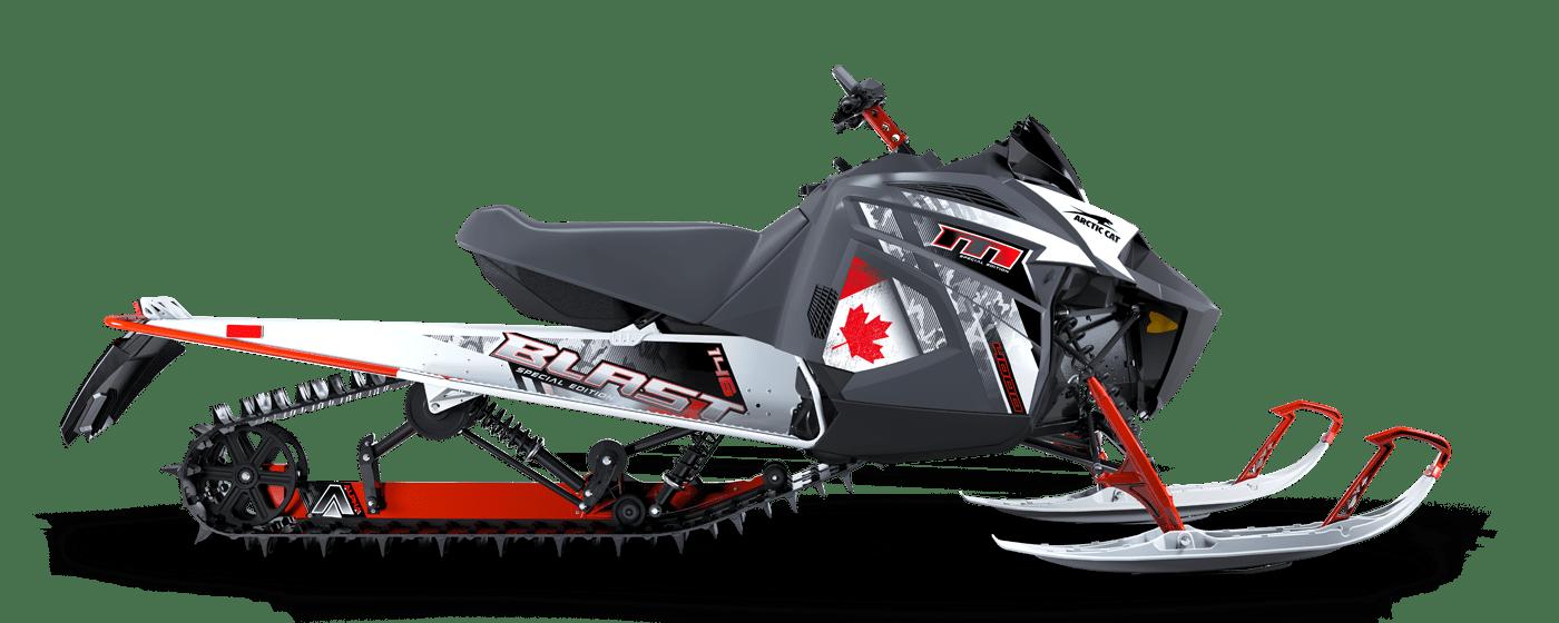 BLAST M4000 édition spécial camo drapeau canadien