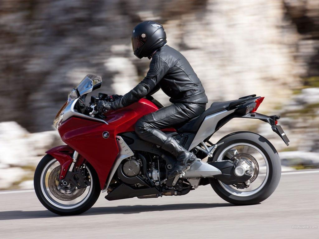 Honda VFR 1200 F 2009