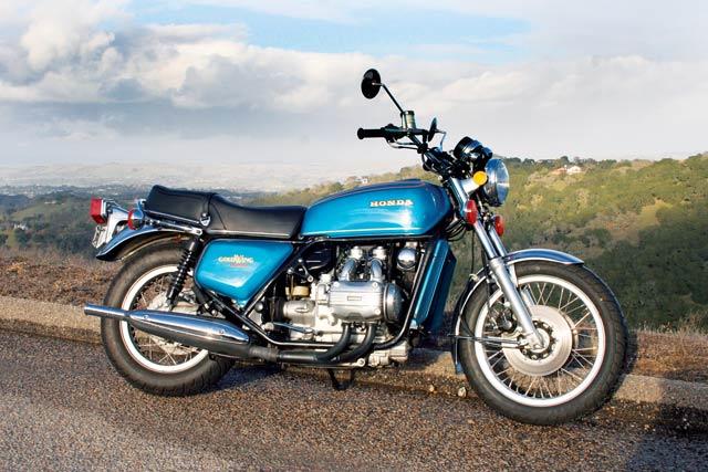 honda gl1000 1975