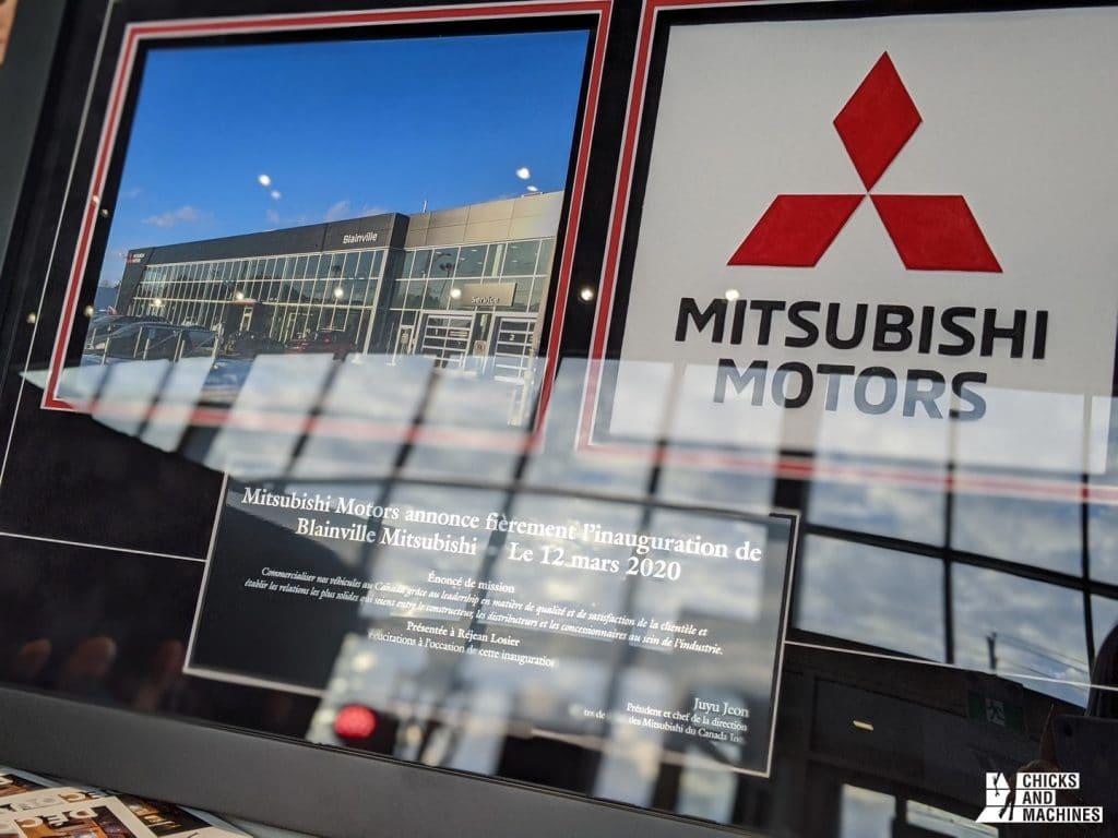 Mitsubishi Blainville