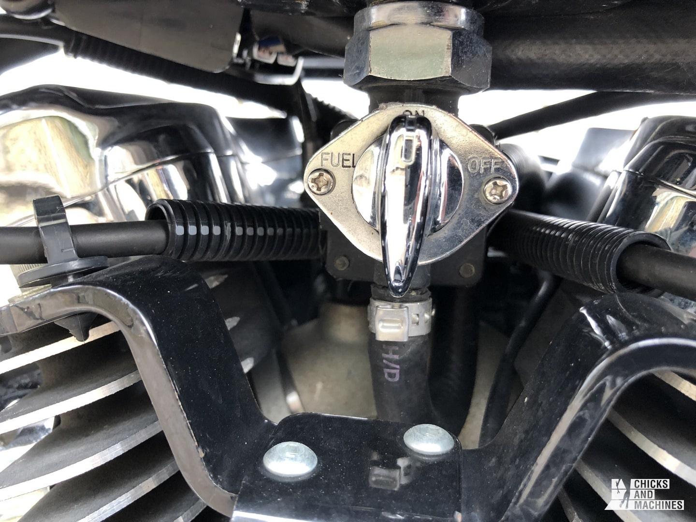 Débutant à moto 6