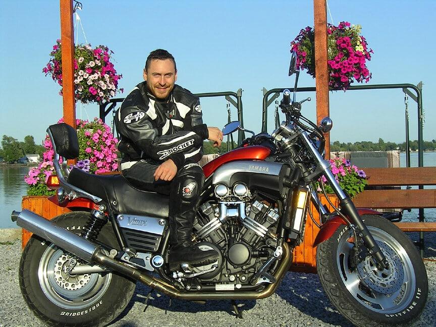 Pandémie examen moto québec