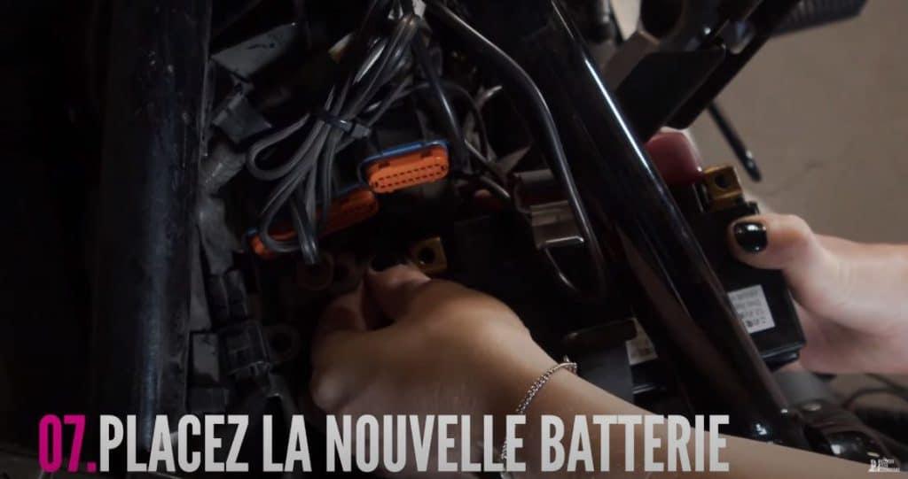 Comment changer votre batterie de moto yamaha bolt