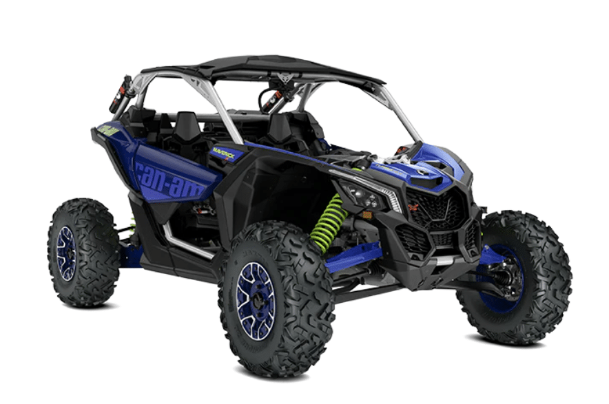 Can-Am Hors Route 2021 Bleu X3