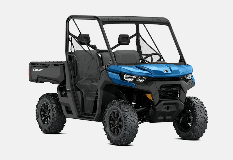 Can-Am Hors Route 2021 Bleu