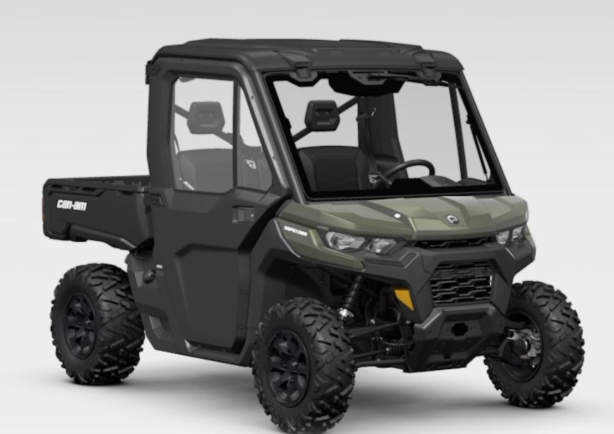 Can-Am Defender 2021 HD8