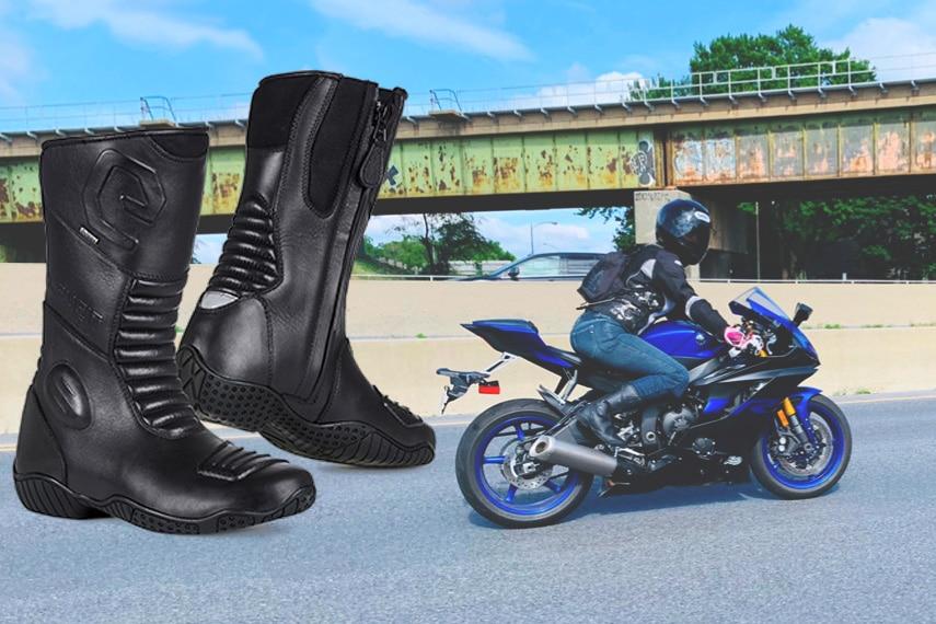 bottes de moto Eleveit T Lady WP