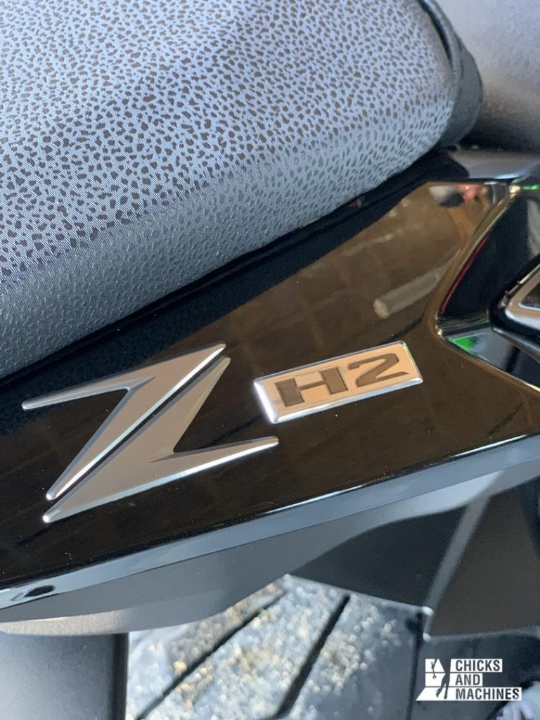 Kawasaki Z H2 2020