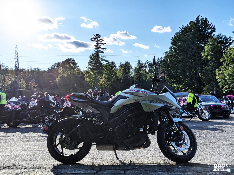 Essai moto: Suzuki Katana 1000 2020