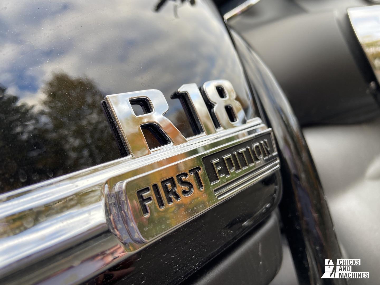 BMW R18 2021