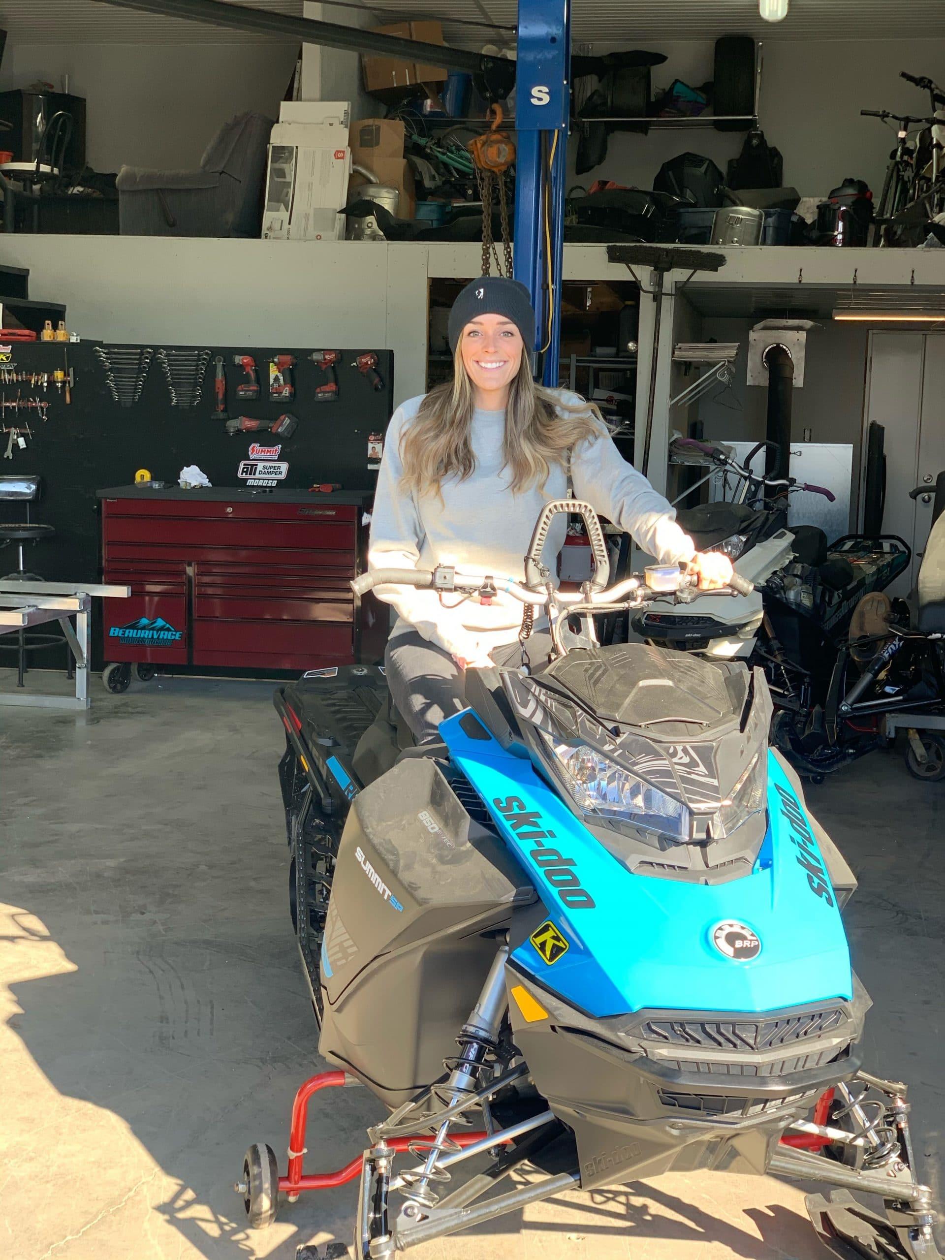 Comment préparer votre motoneige pour l'hiver