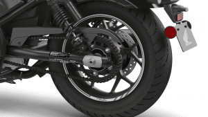La Honda Rebel CMX1100 2021