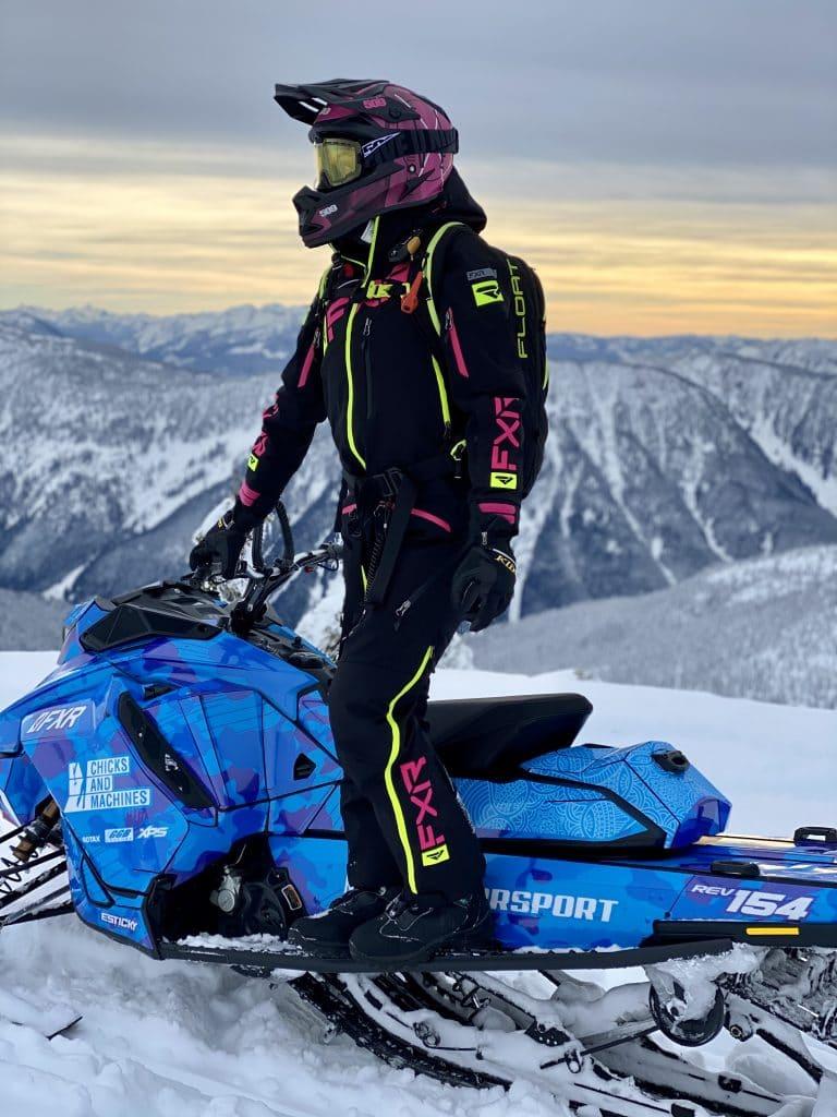 Essai de la combinaison de motoneige pour femme FXR Ranger Instinct Lite