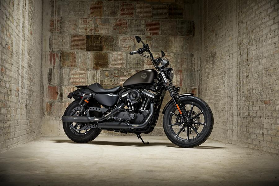 Dévoilement Harley Davidson 2021