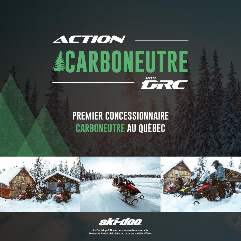 Sports DRC devient le premier concessionnaire carboneutre au Québec