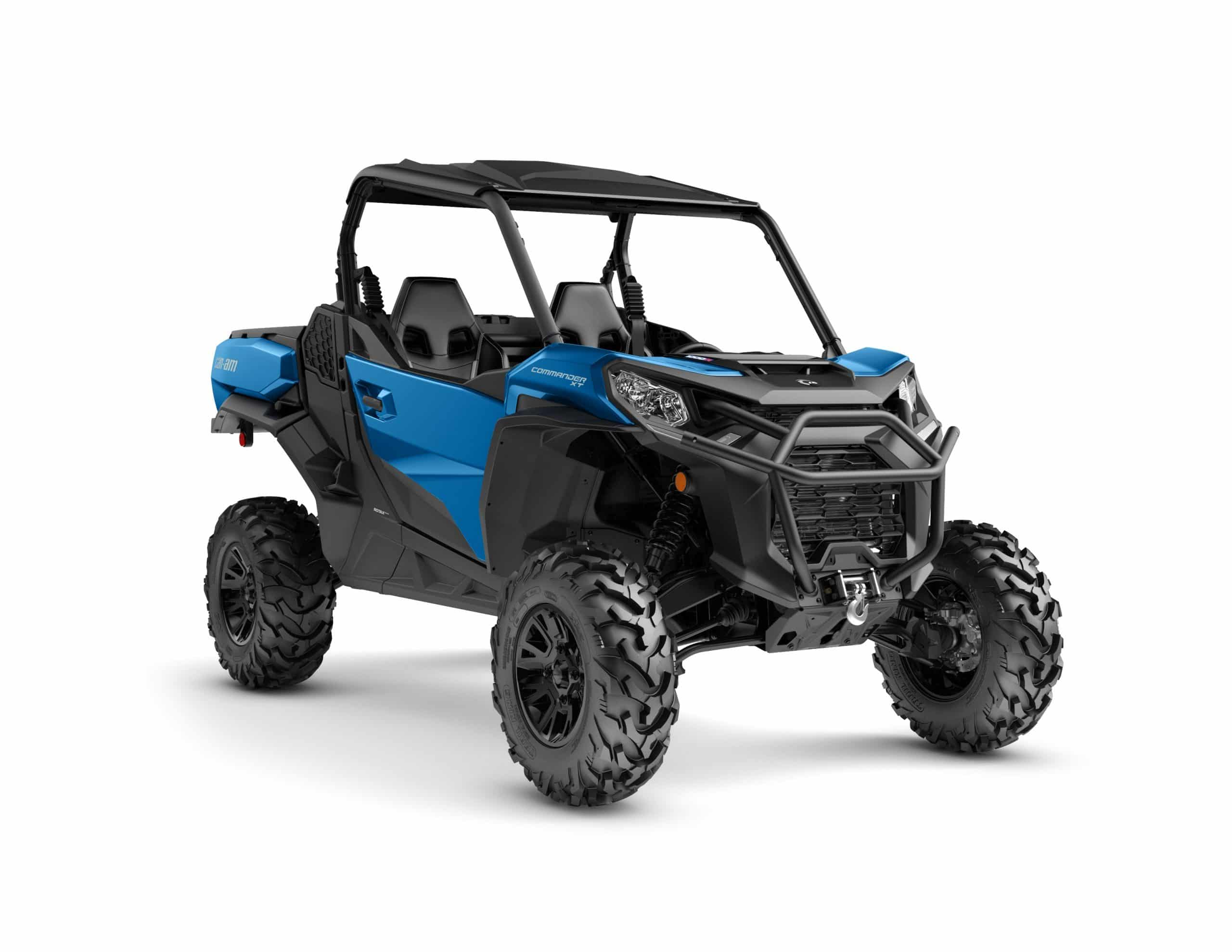Commander XT 1000R Oxford Blue front scaled