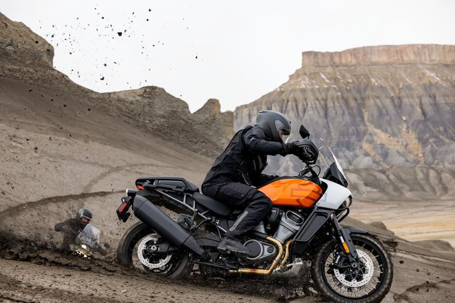 Pan America de Harley-Davidson