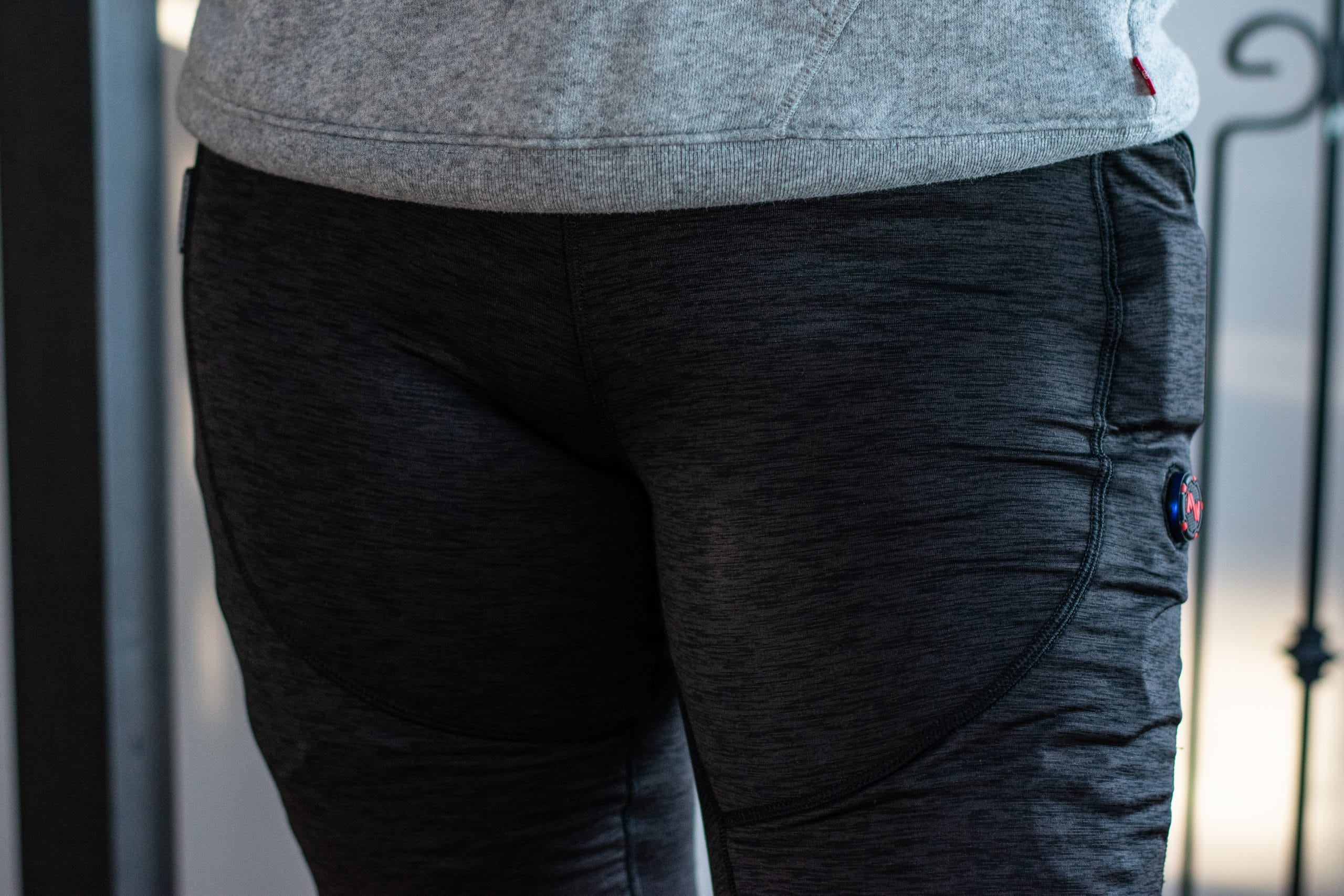 sous-vêtements chauffants de Kimpex 2021