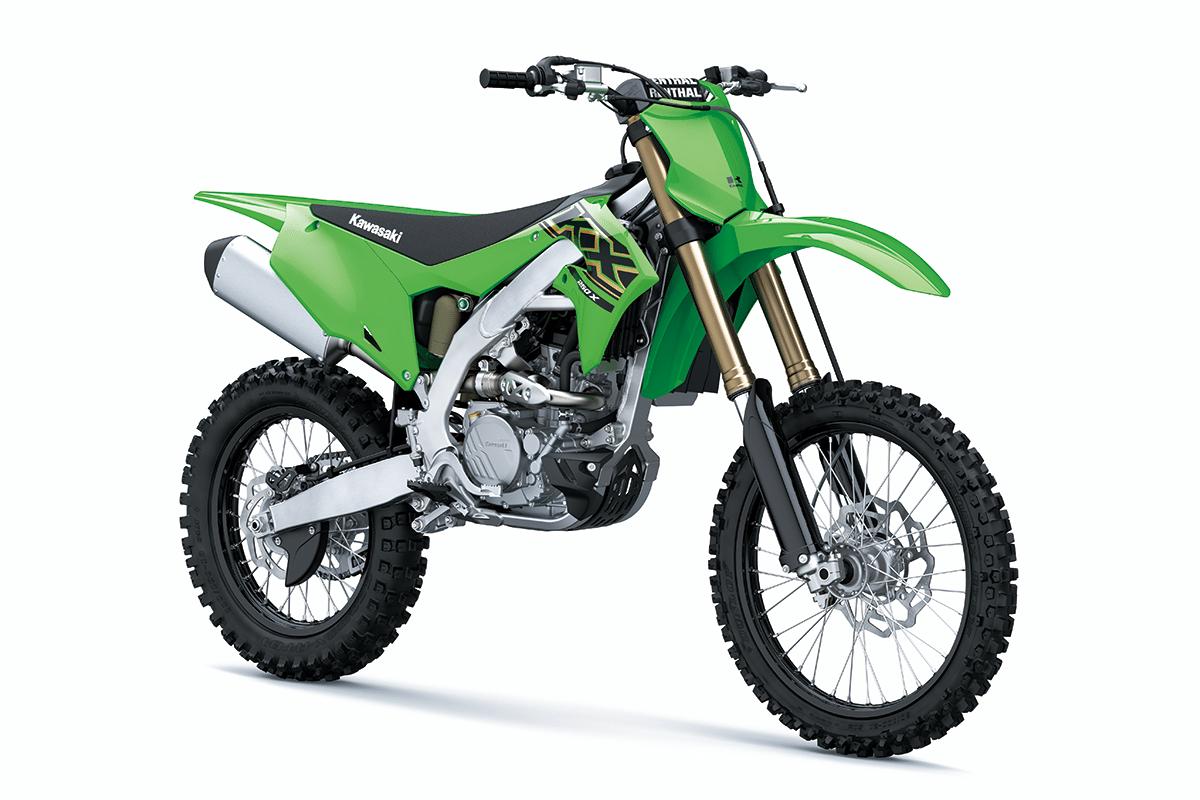 Kawasaki KX Enduro 2021