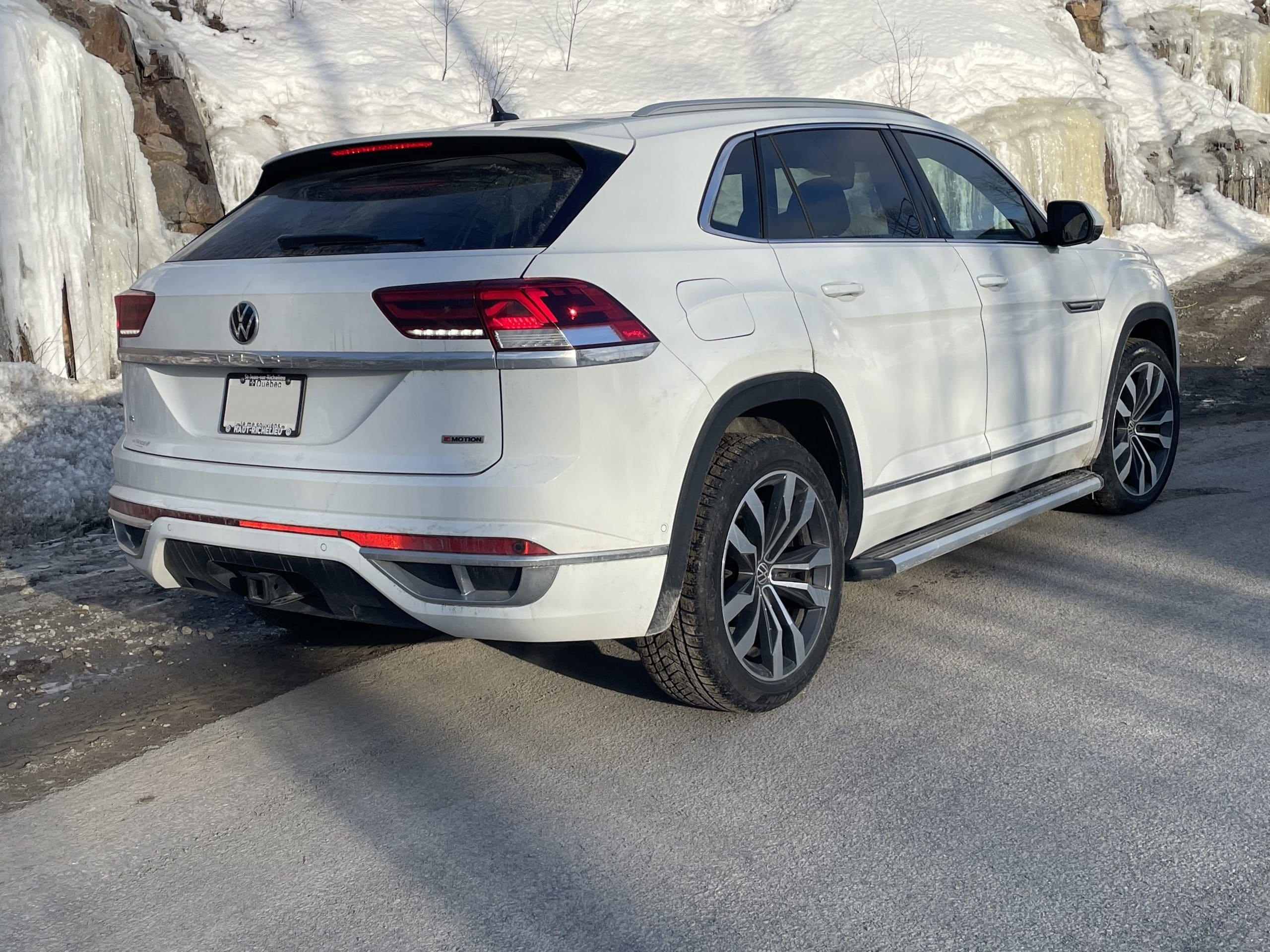 VW Atlas Cross Sport 2021