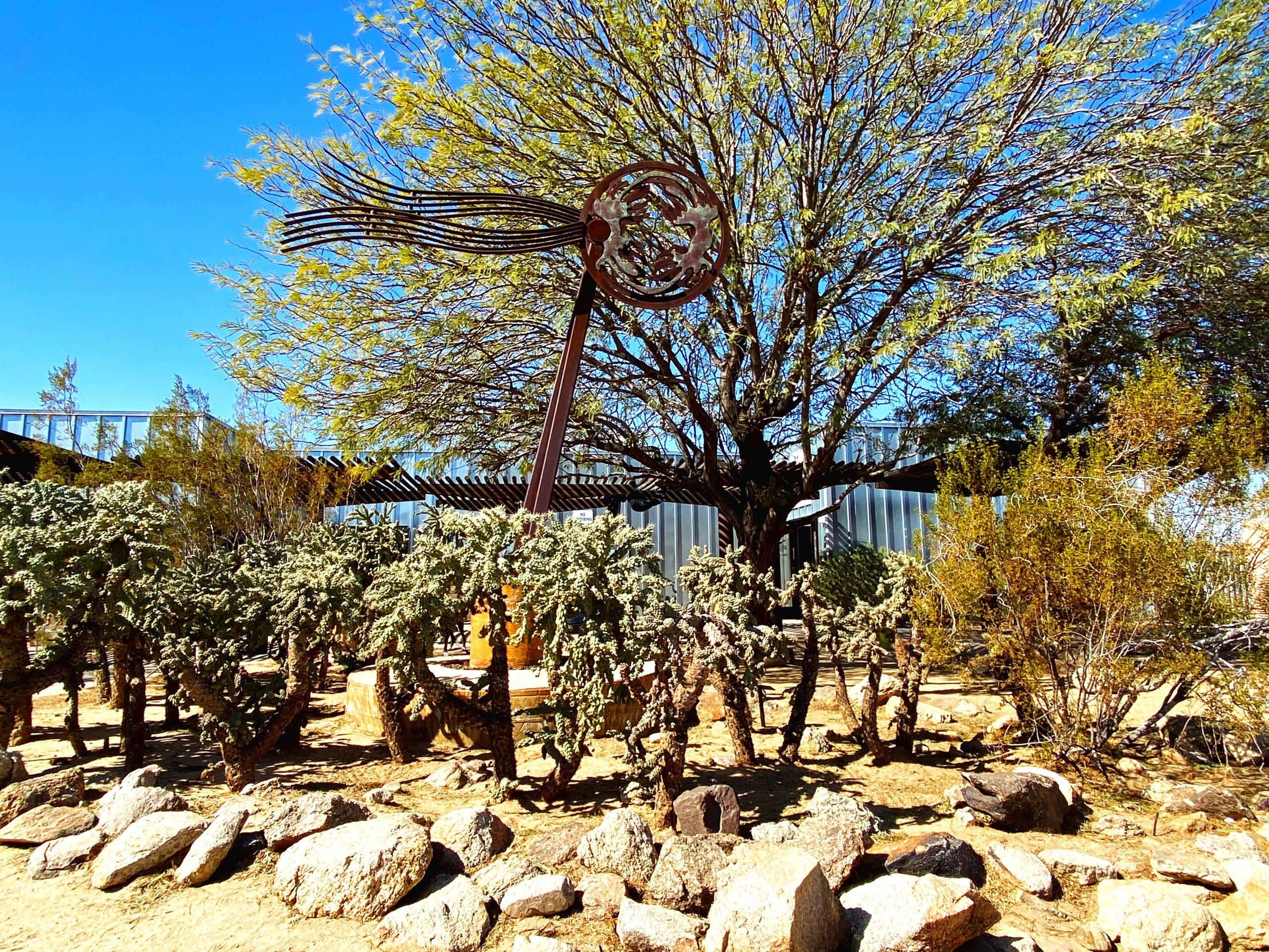 Centre d'accueil du Parc Joshua Tree