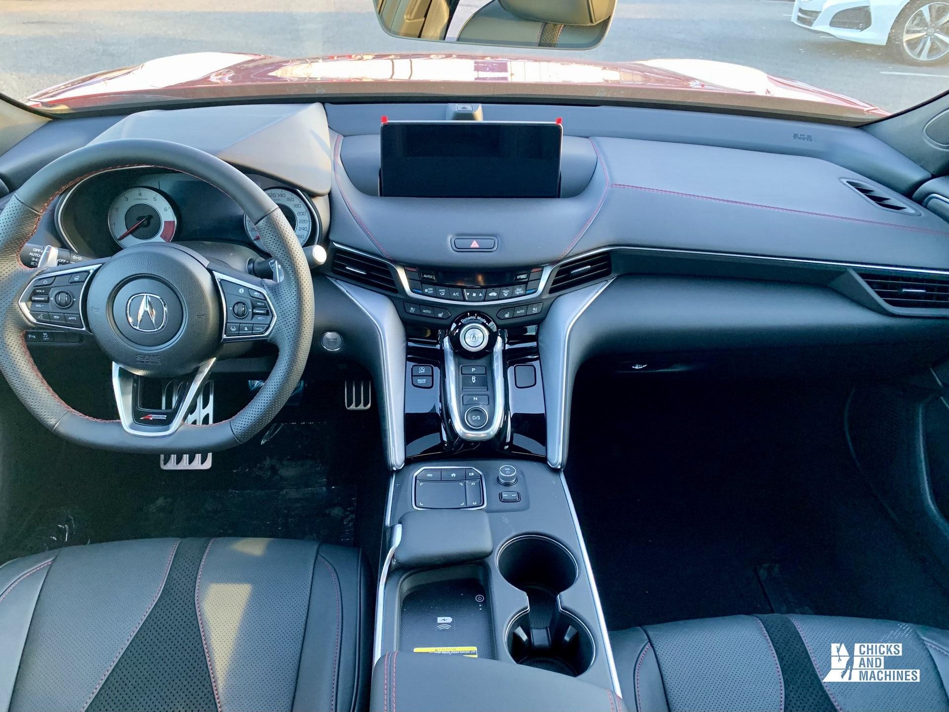 Essai routier: Acura TLX A-Spec 2021