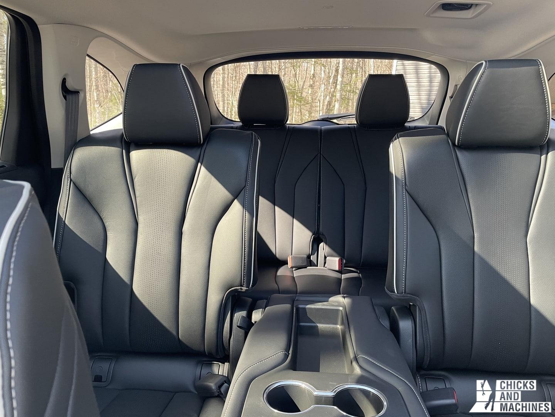 2022 MDX Acura Bench Seat