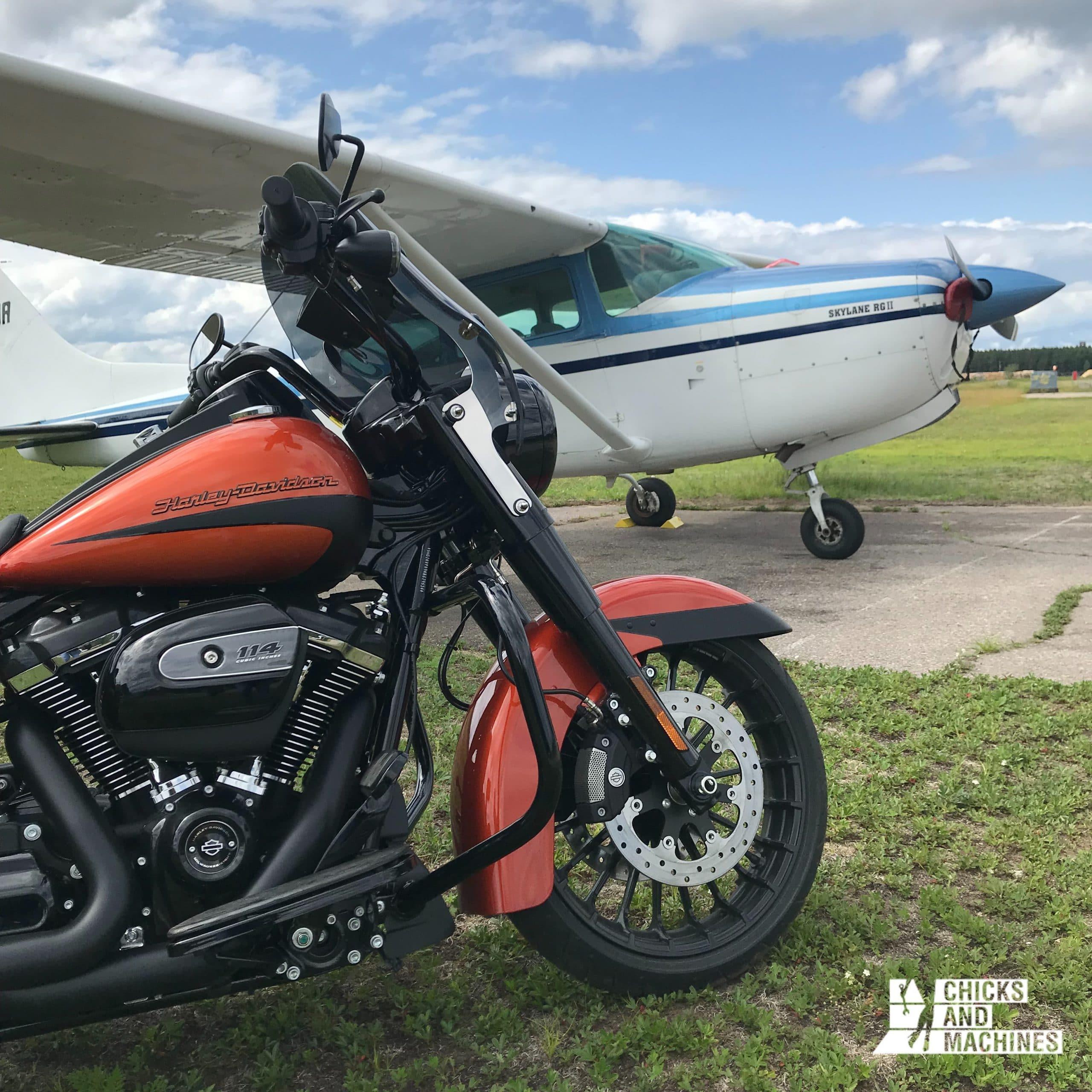 Roadtrip à moto : La tuque (après le parc de la Mauricie)