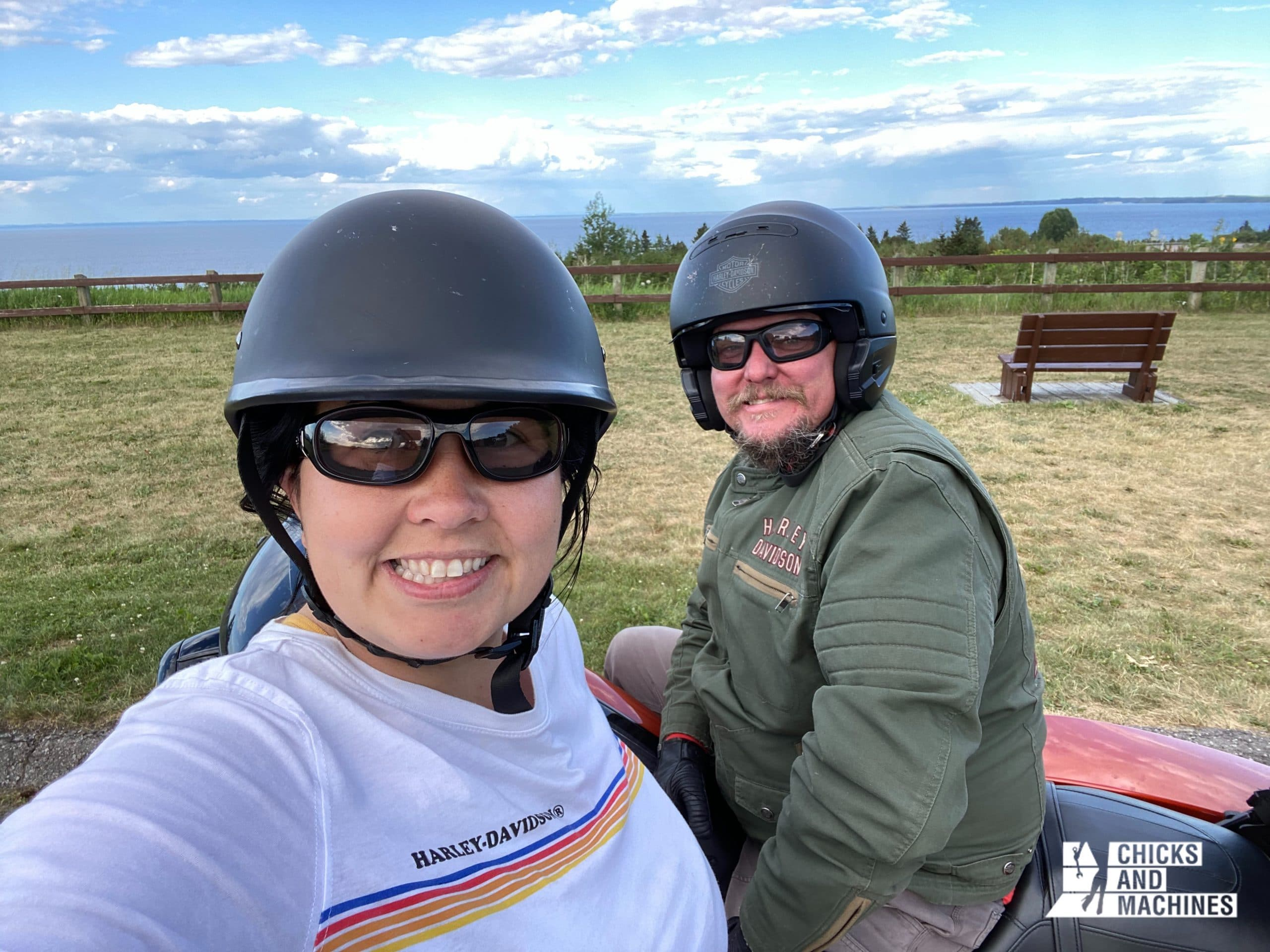 Roadtrip à moto : Roberval