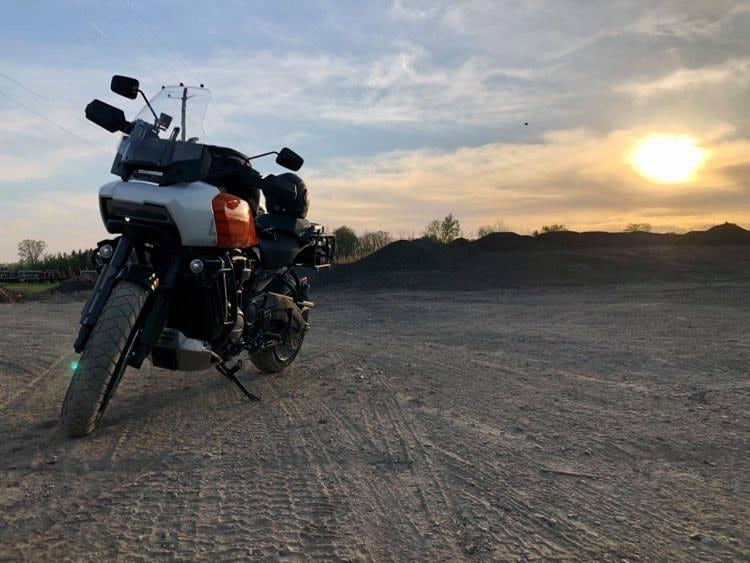 Essai de la moto Pan America 1250S 2021 de Harley-Davidson