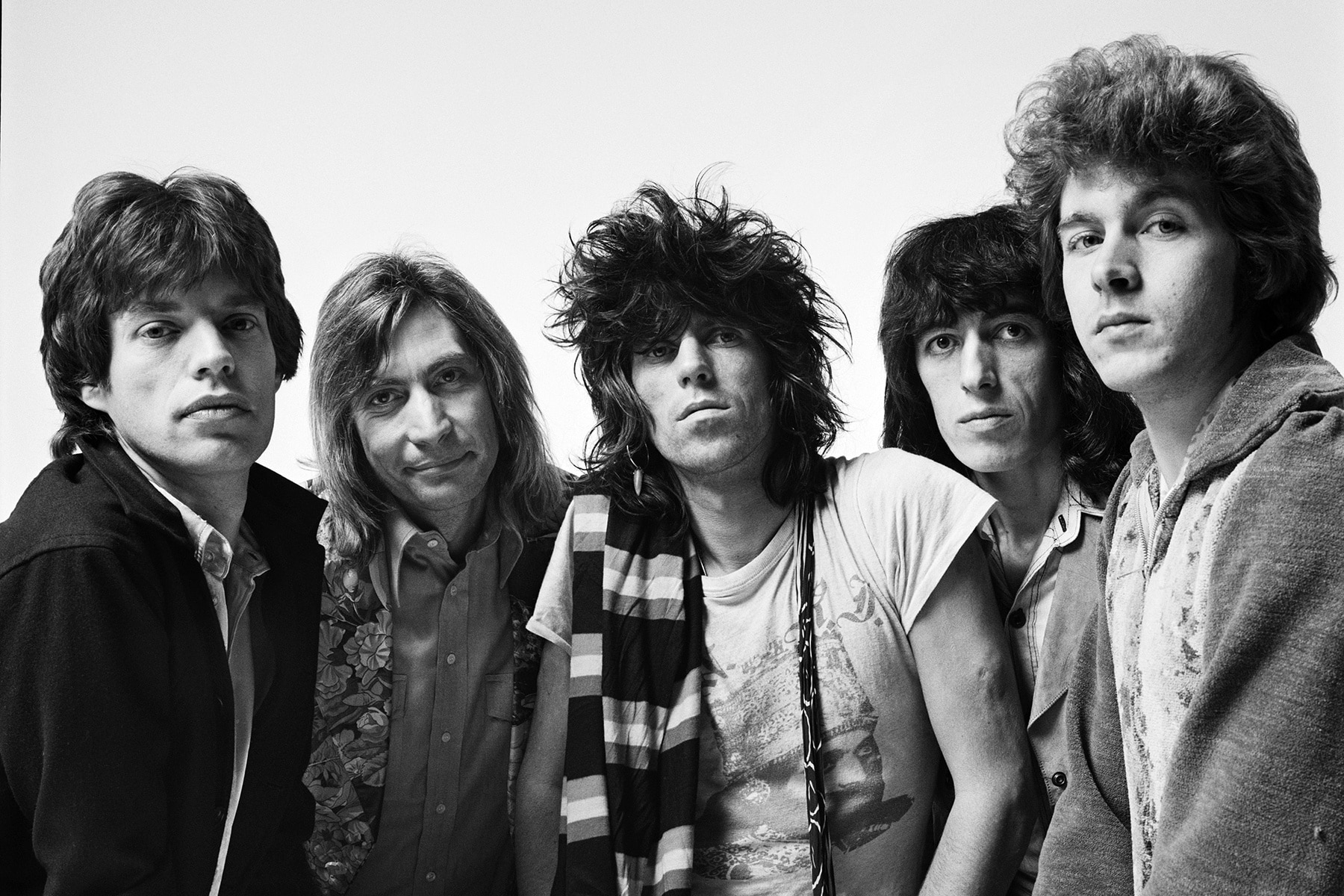 Les Rolling Stones. Source: https://www.rollingstone.com/music/music-features/mick-jagger-keith-richards-goats-head-soup-lockdown-interview-1043673/