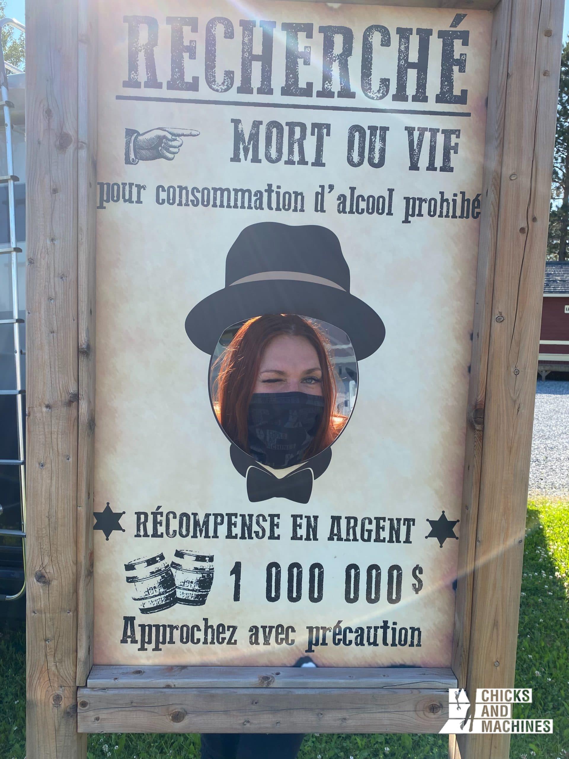 L'époque de la prohibition d'alcool