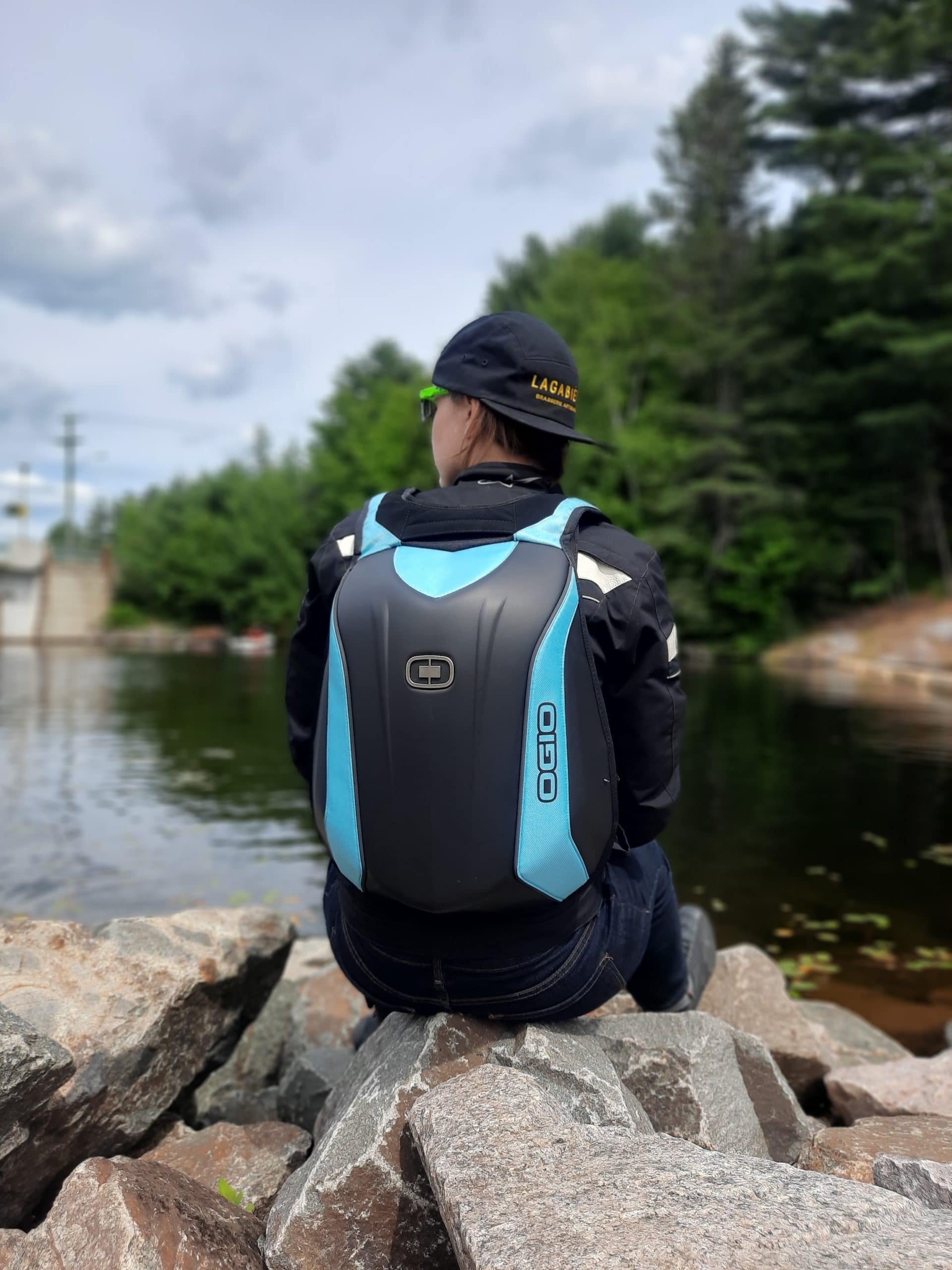 Testing the OGIO Mach 3S LE backpack: a versatile bag!