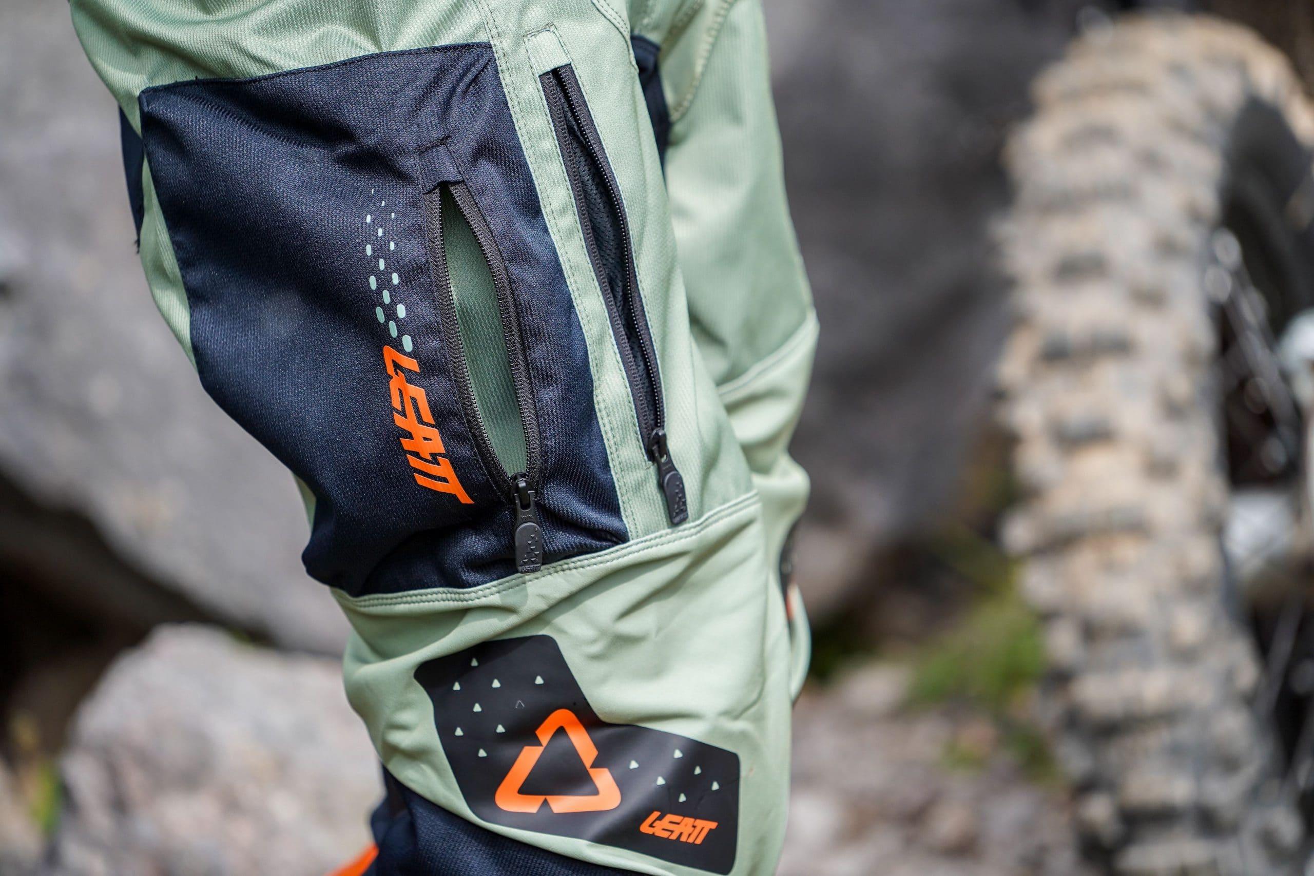 Le pantalon durable de la gamme Enduro. Source: https://leatt.com/int