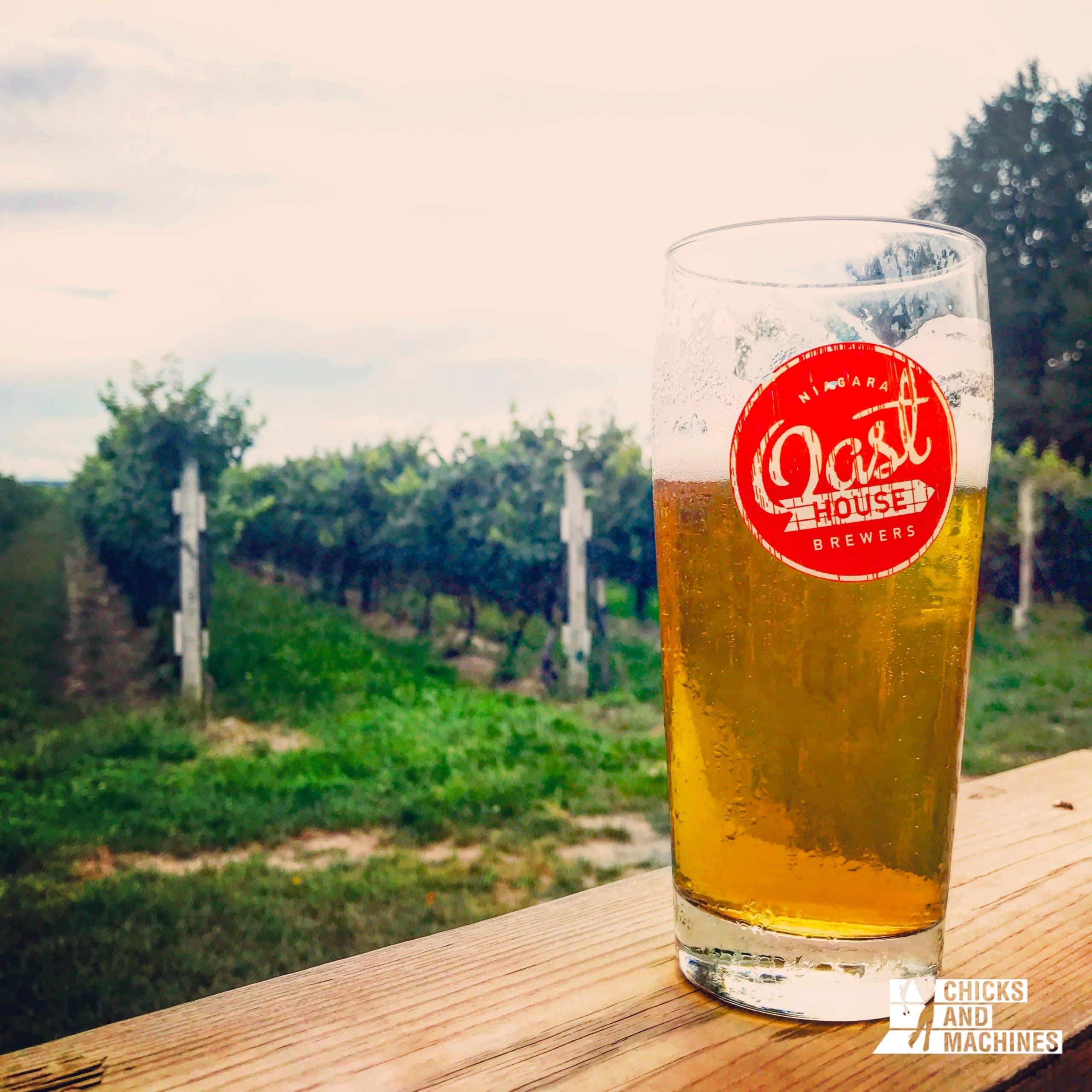 Une visite à Niagara Oast House Brewers pour bien finir le roadtrip !