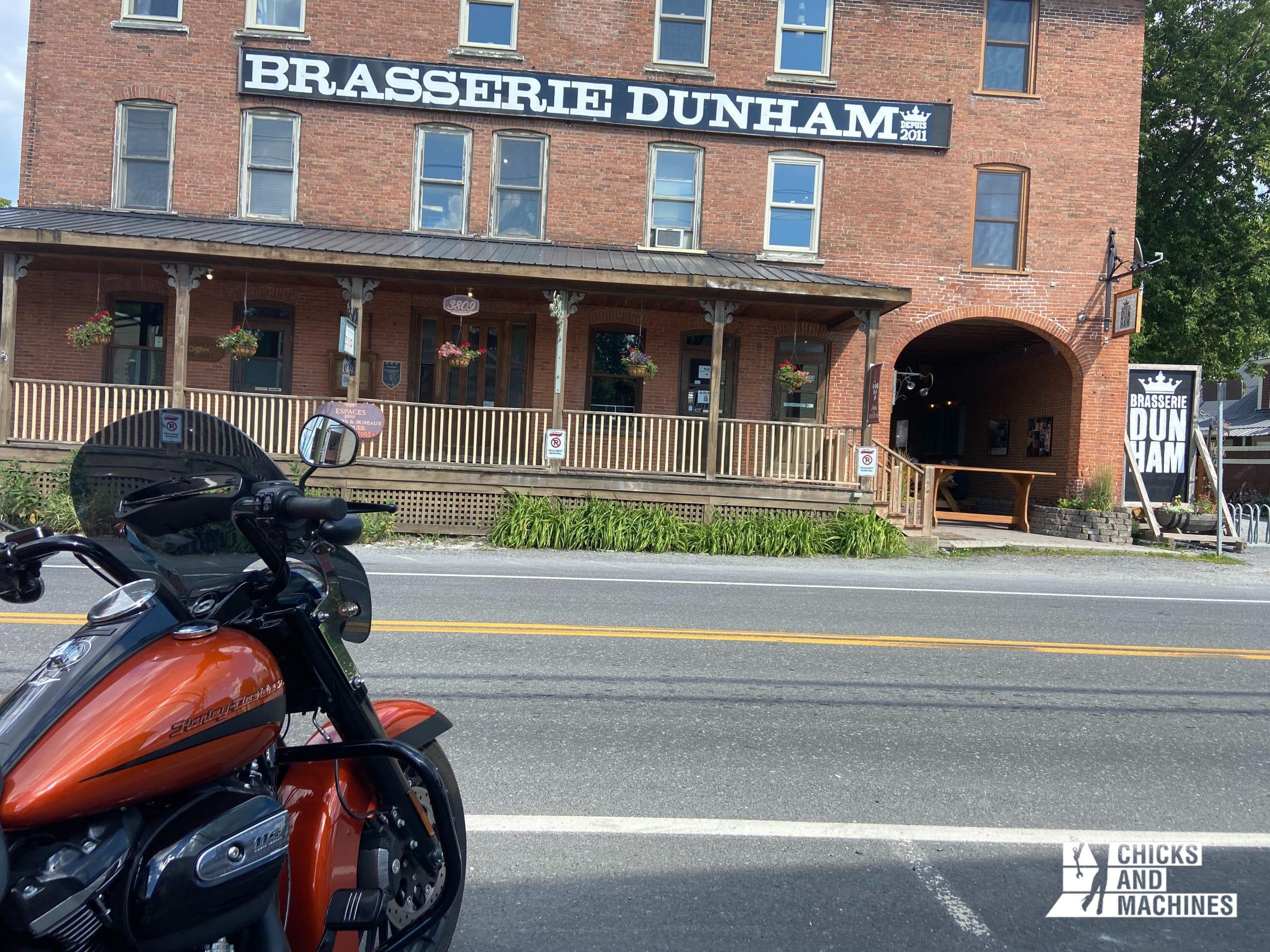 Dunham est un endroit surprenant qui est riche en histoire