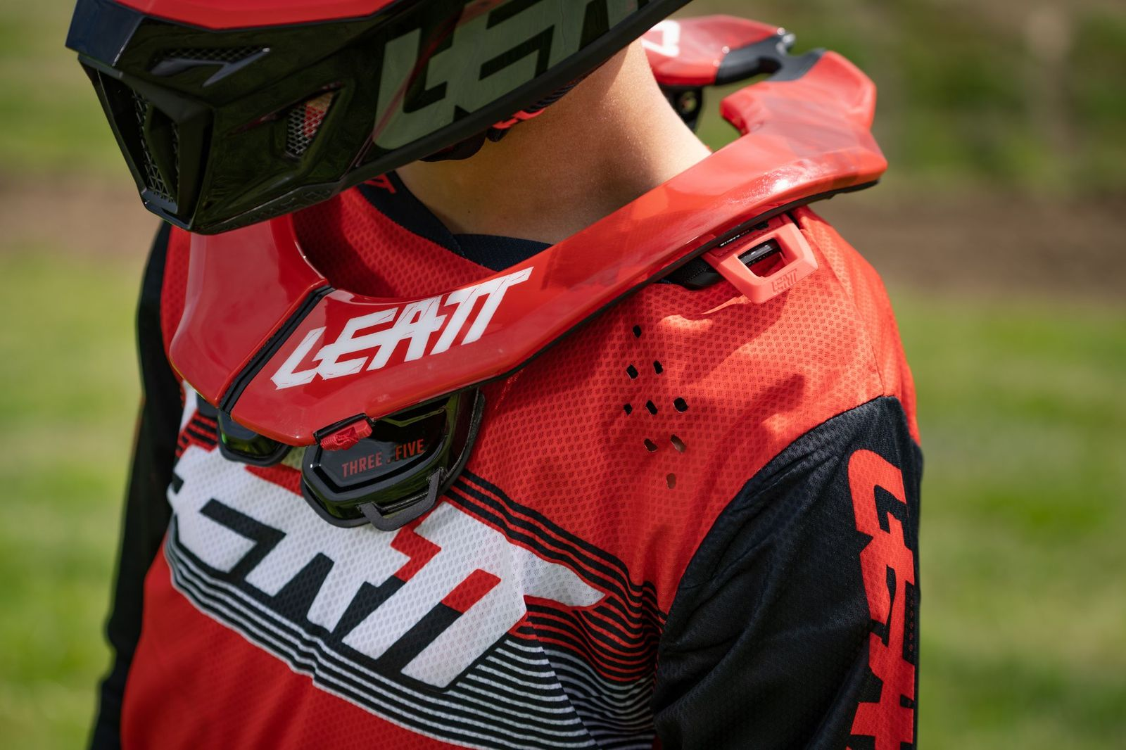 Les nouveaux équipements de protection de Leatt. Source: https://leatt.com/int