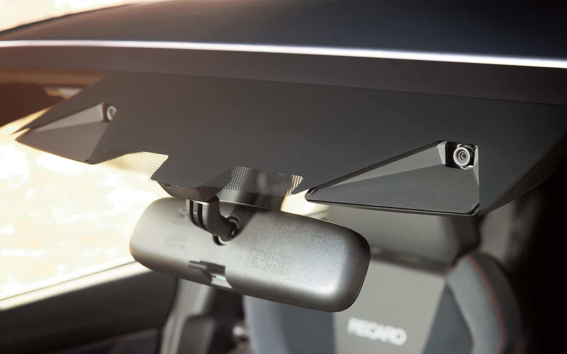 Le système de sécurité EyeSight. Source: https://www.subaru.com/2022-wrx