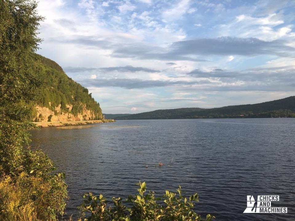 Les beaux paysages du Québec.
