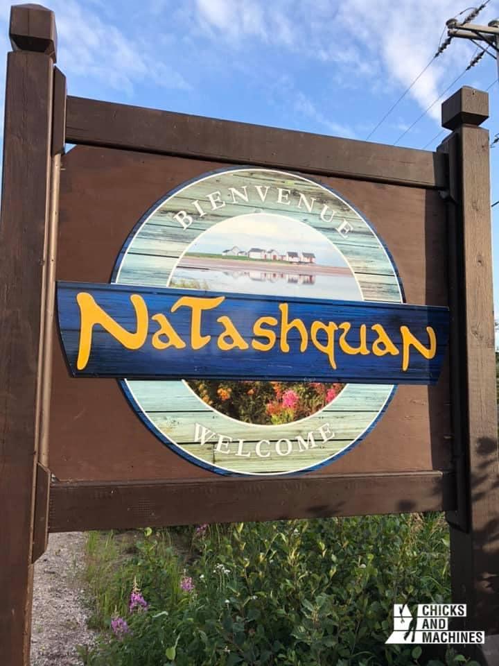 Un arrêt à Natashquan pour Sophie